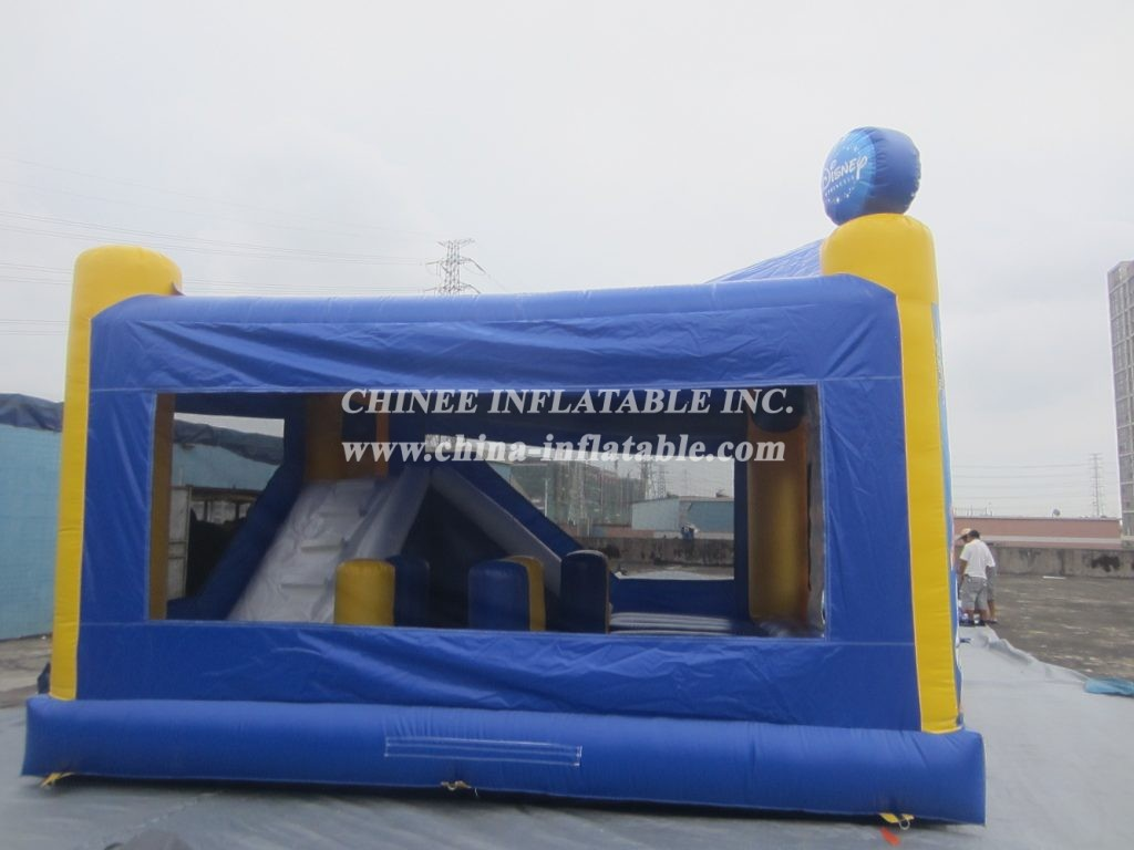 T2-2592 Inflatable Bouncers