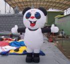 M1-14 inflatable  moving Panda