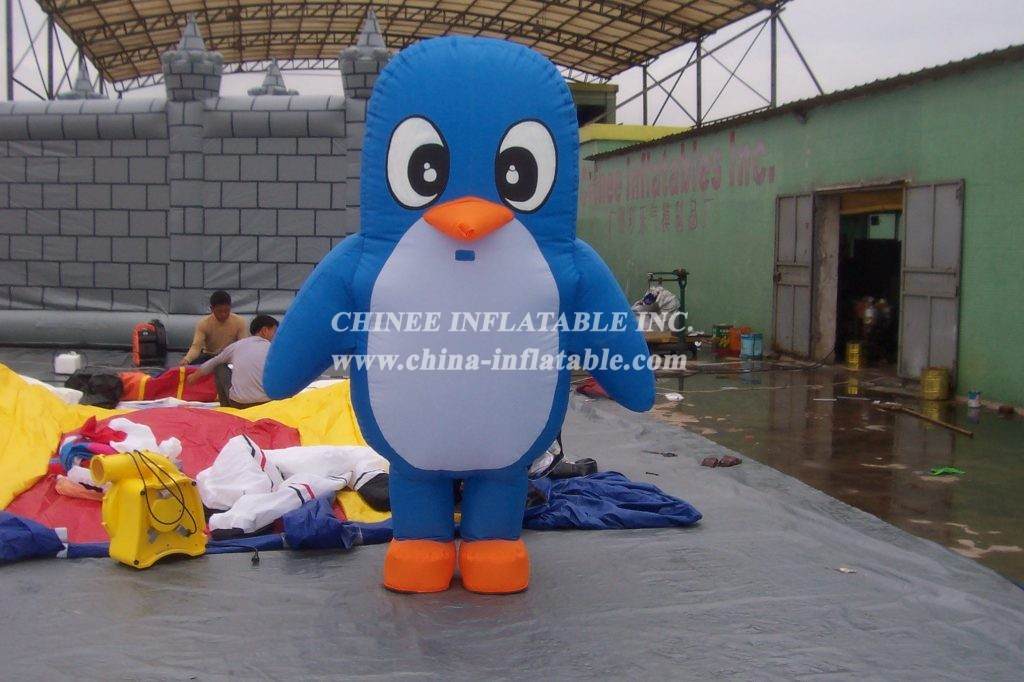 M1-24 inflatable moving cartoon