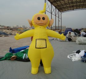M1-56 inflatable moving cartoon