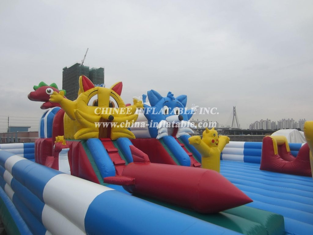 T6-111 giant inflatable