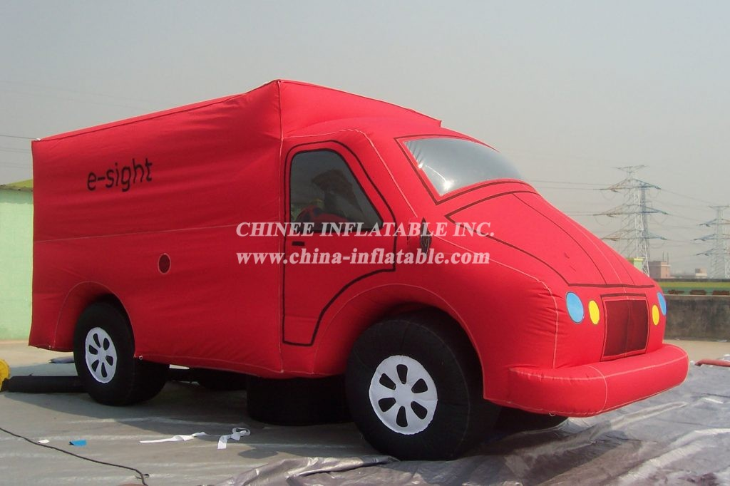 S2-6 Advertising Inflatable