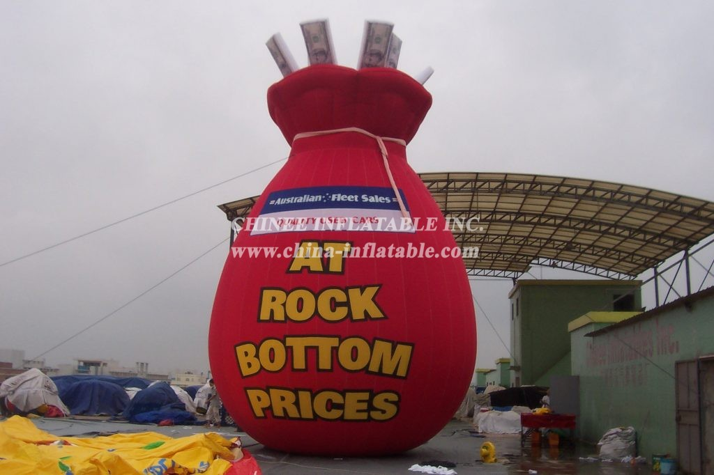 S4-237 Advertising Inflatable