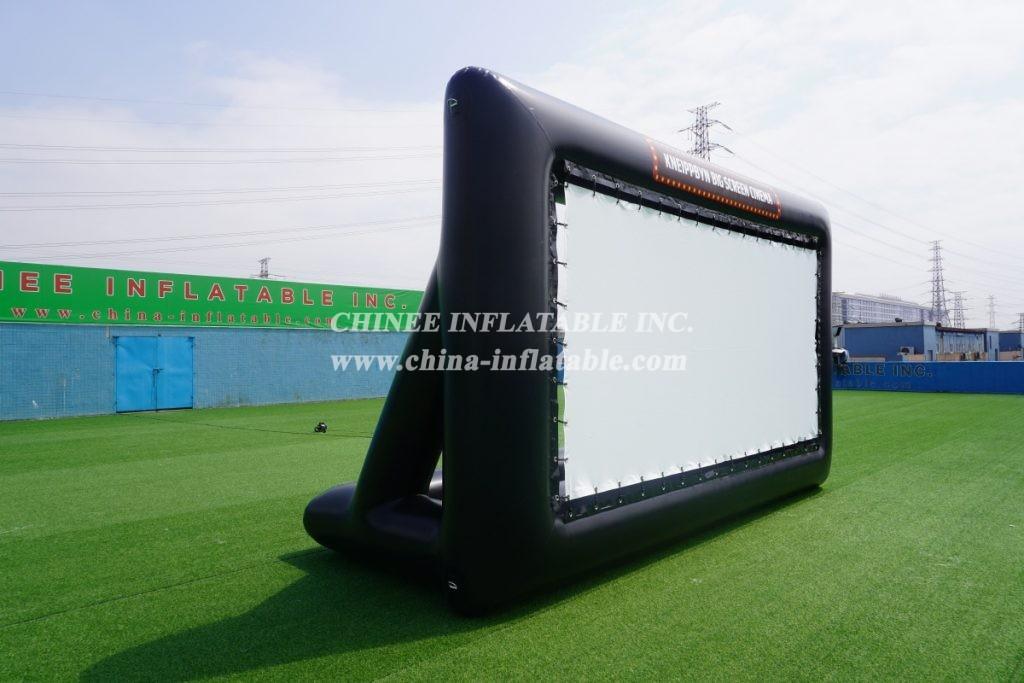 screen2-8 Inflatable movie screen air-screen