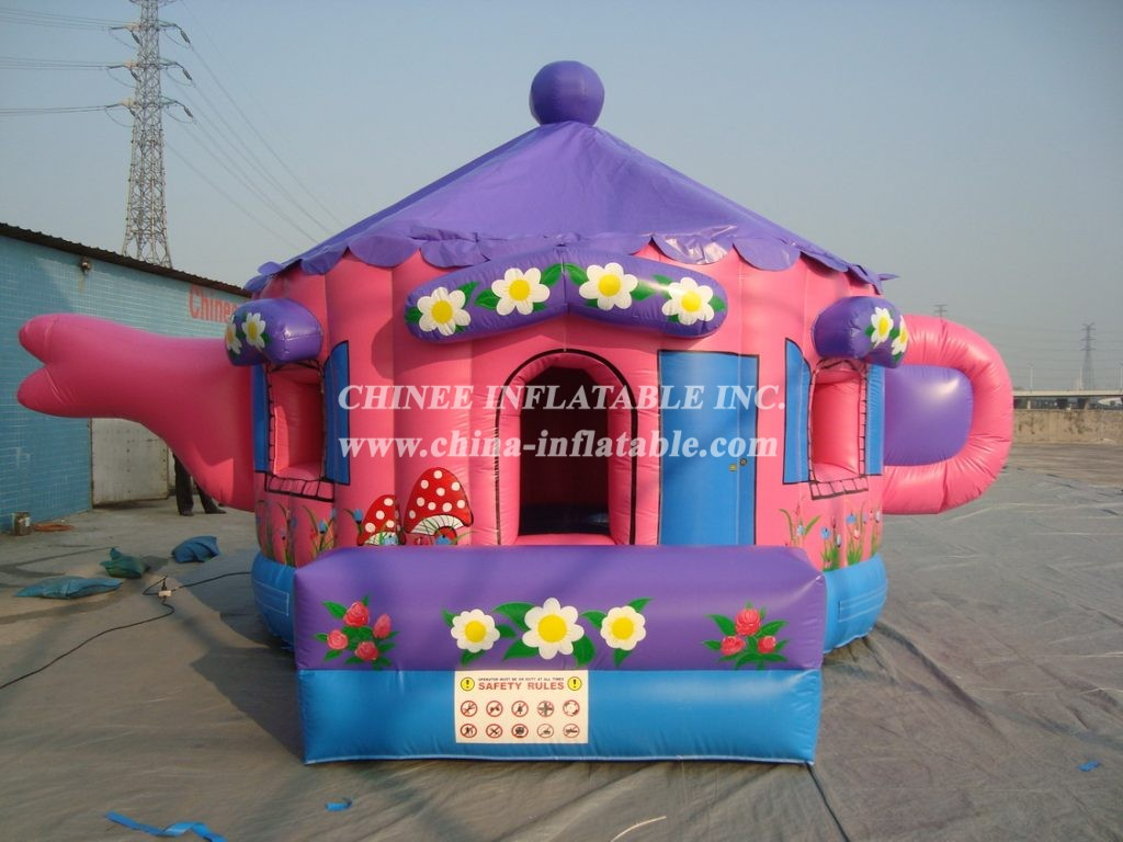 T2-2422 Inflatable Bouncers