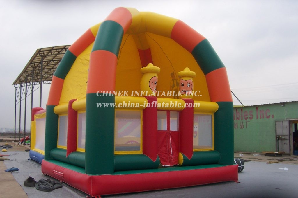 T1-146 inflatable bouncer