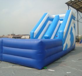 T10-115 Inflatable Water Slides