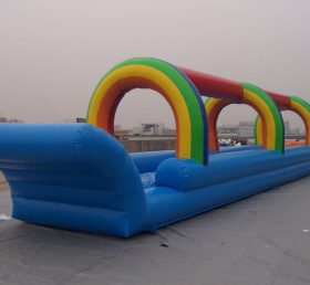 T10-127 Inflatable Water Slides