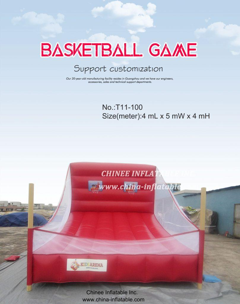 T11-100psd - Chinee Inflatable Inc.