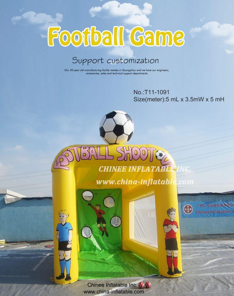 T11-1091psd - Chinee Inflatable Inc.