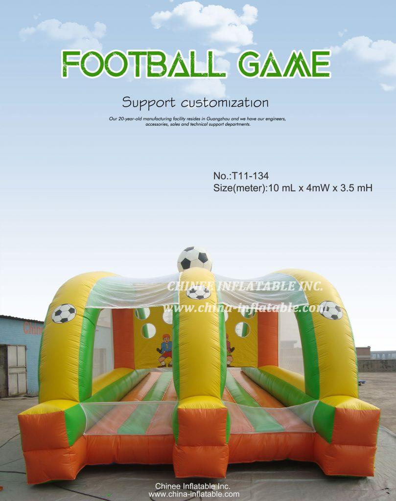 T11-134 - Chinee Inflatable Inc.