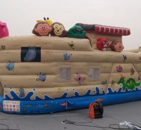 T11-148 Inflatable Sports