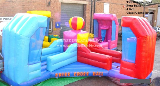 T11-353 Inflatable Sports