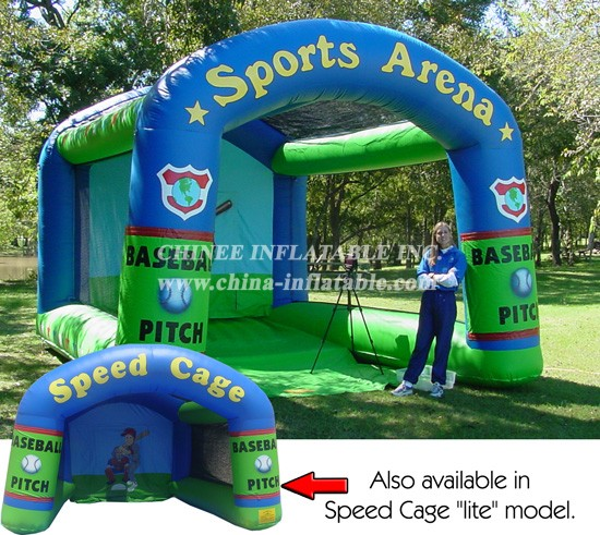 T11-401 Inflatable Sports