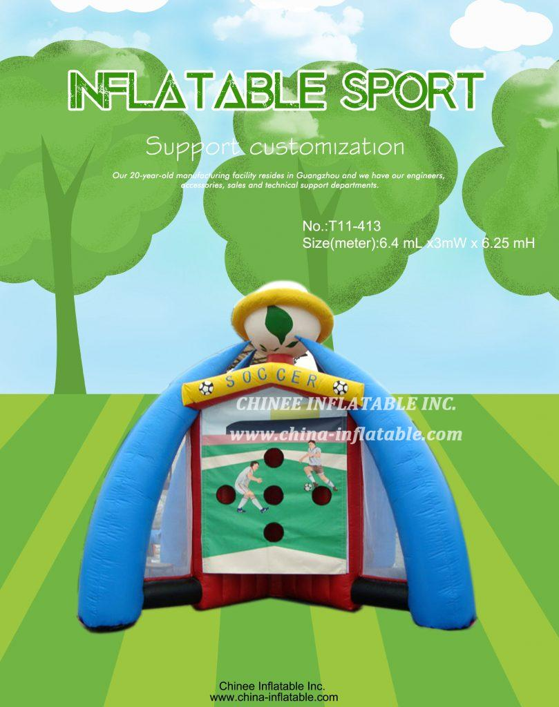 T11-413 - Chinee Inflatable Inc.