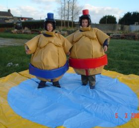 T11-525   Sumo Suits Inflatable Sports
