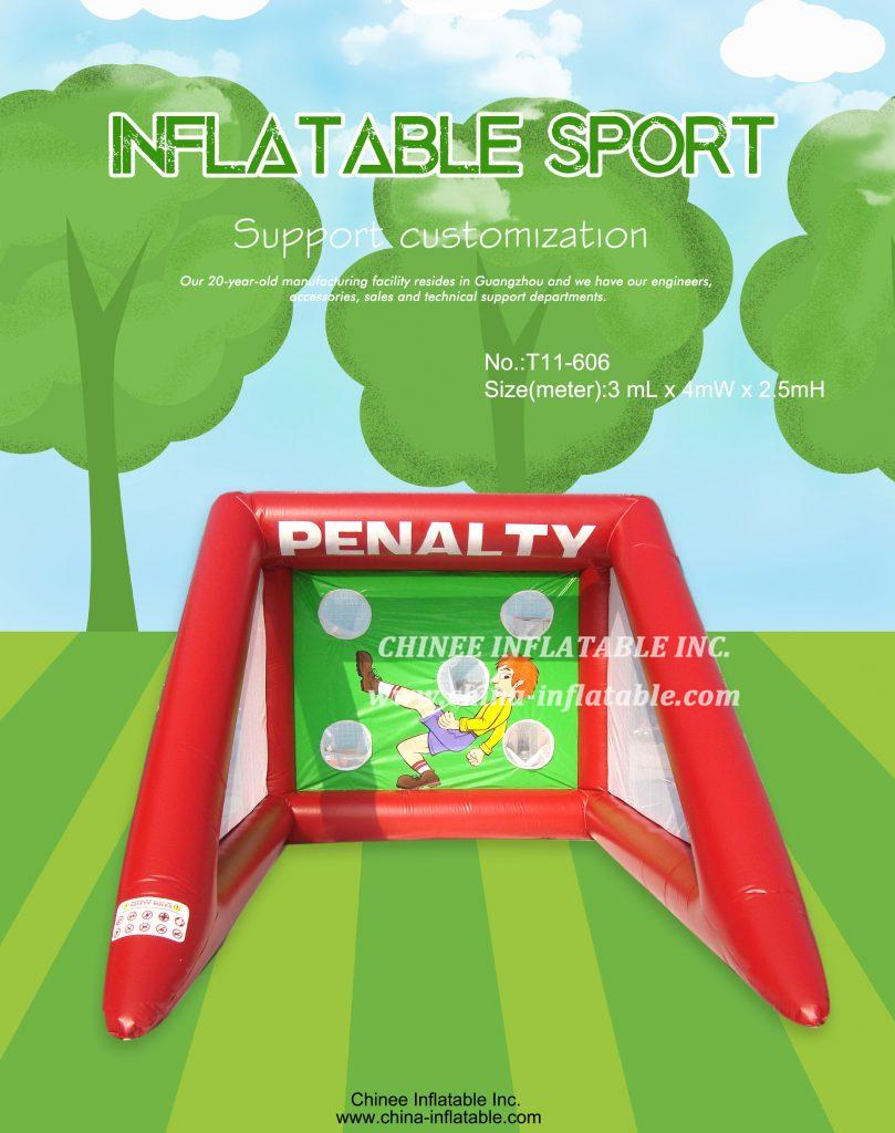 T11-606 - Chinee Inflatable Inc.