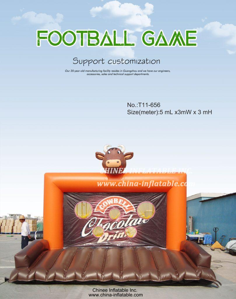 T11-656 - Chinee Inflatable Inc.