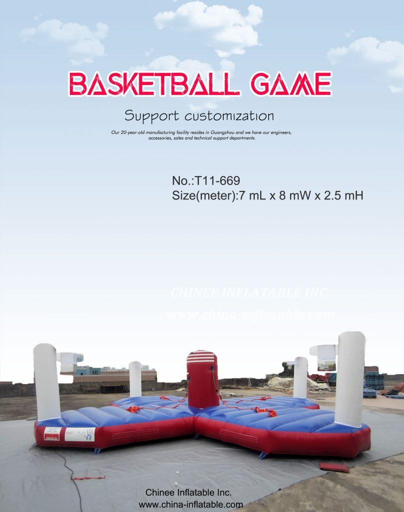 T11-669 - Chinee Inflatable Inc.