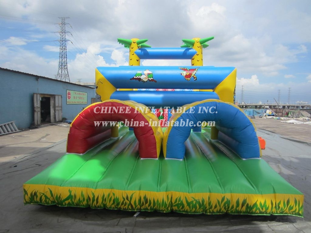 T2-10 inflatable obstacle