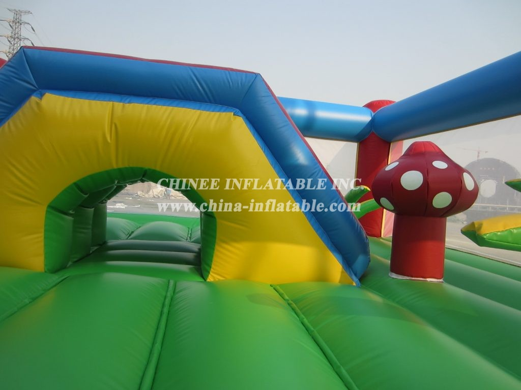 T2-1010 Inflatable Bouncers