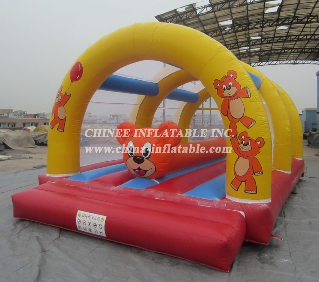 T2-1025 Inflatable Bouncer