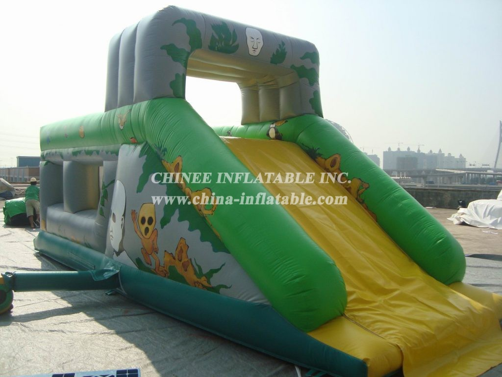 T2-1033 Inflatable Bouncer