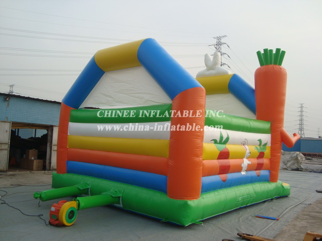 T2-2720 Inflatable Bouncers