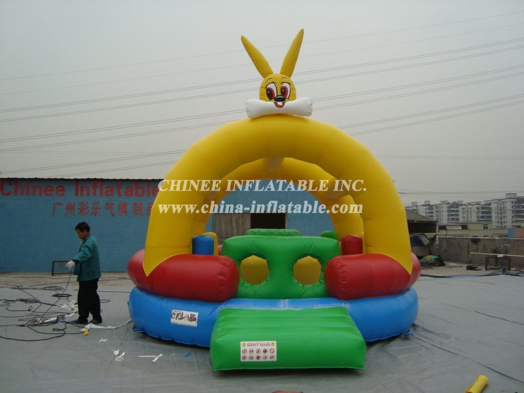 T2-2435 Inflatable Bouncers