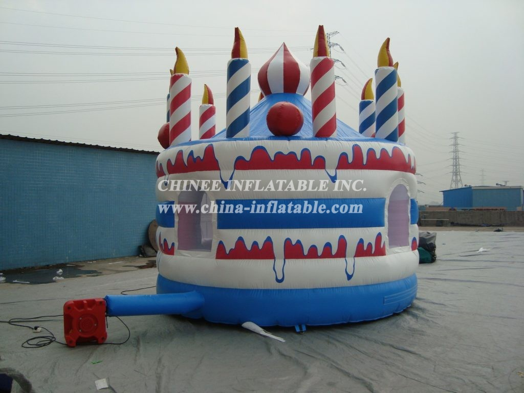 T2-1056 Inflatable Bouncer
