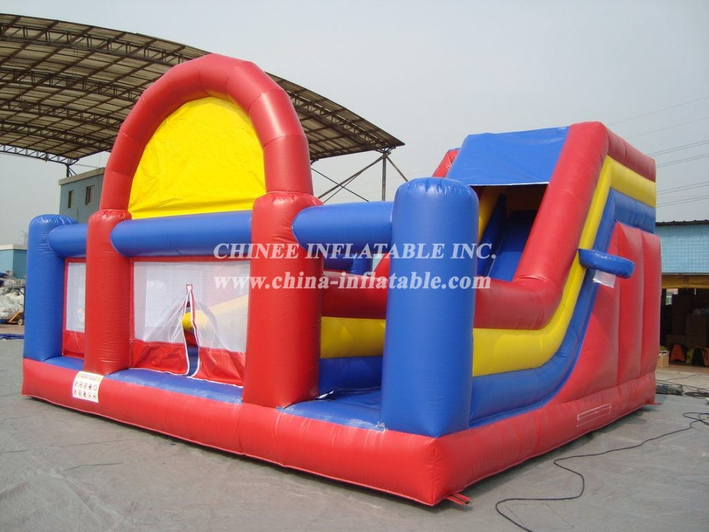 T2-2727 Inflatable Bouncers