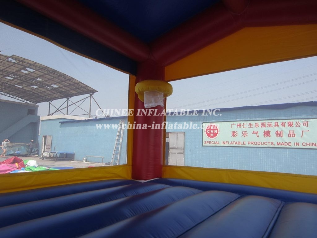 T2-1093    Inflatable Bouncers