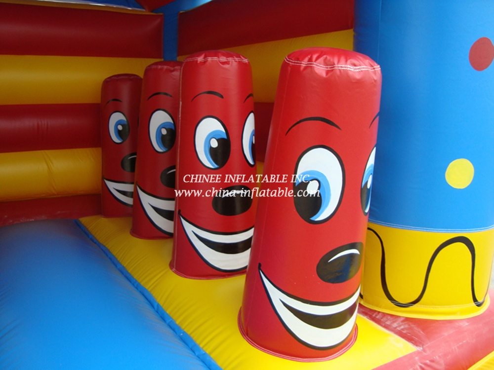 T2-1153 Inflatable Bouncer