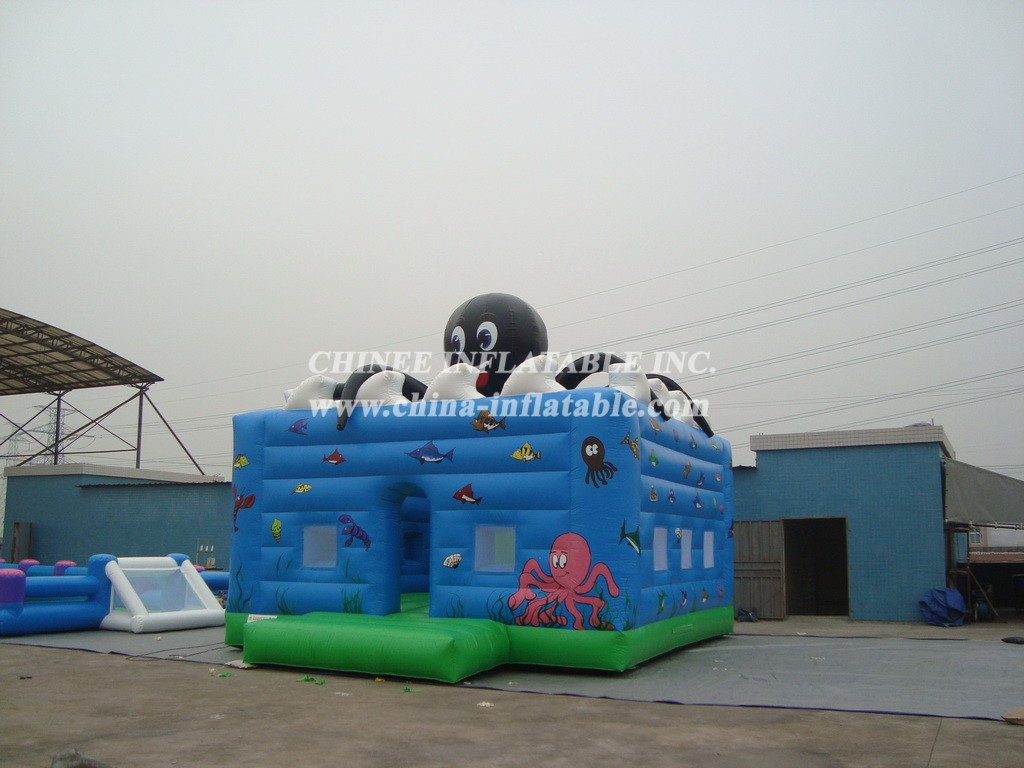 T2-2750 Inflatable Bouncers