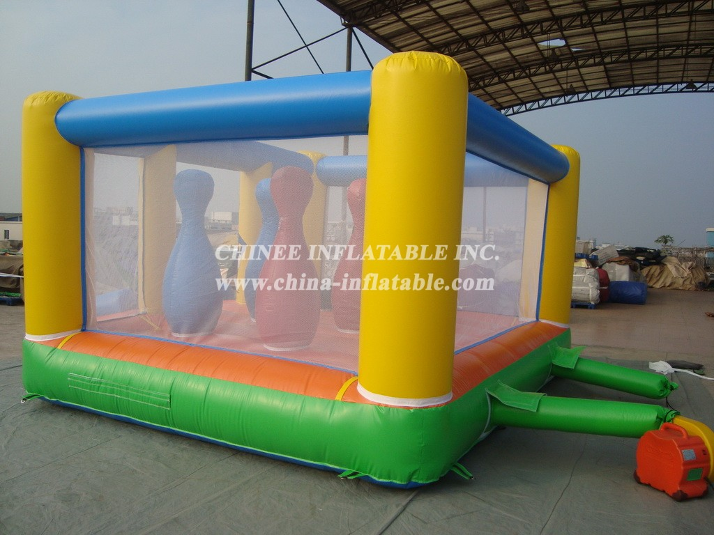 T2-2761 Inflatable Bouncers