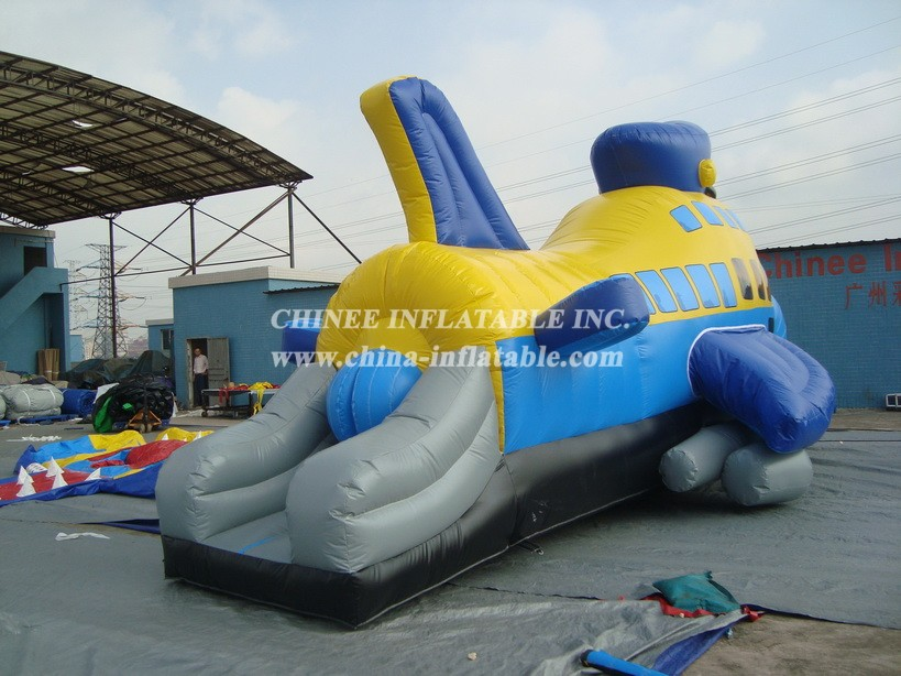 T2-2771 Inflatable Bouncers