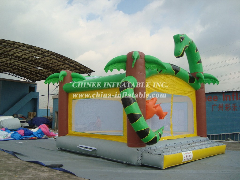 T2-2772 Inflatable Bouncers