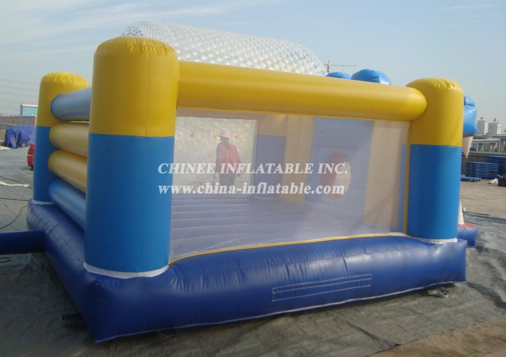 T2-162 Inflatable Bouncers