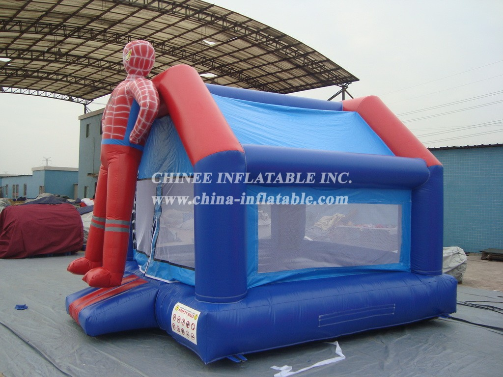 T2-1652 Inflatable Bouncer