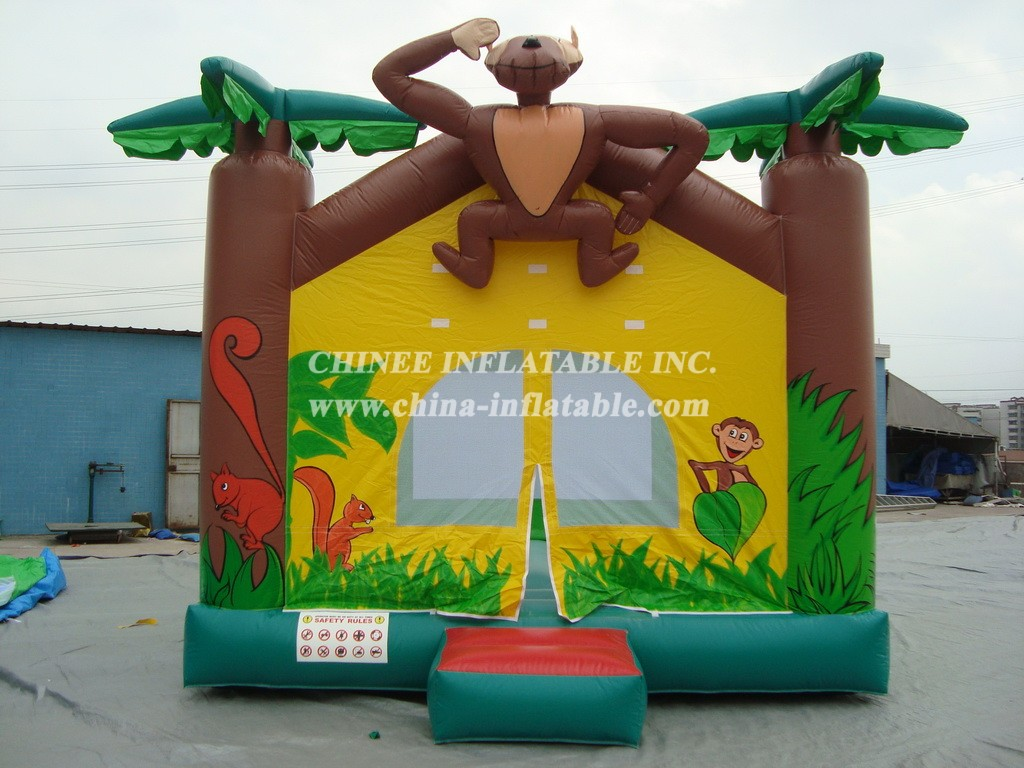 T2-1870 Inflatable Bouncer