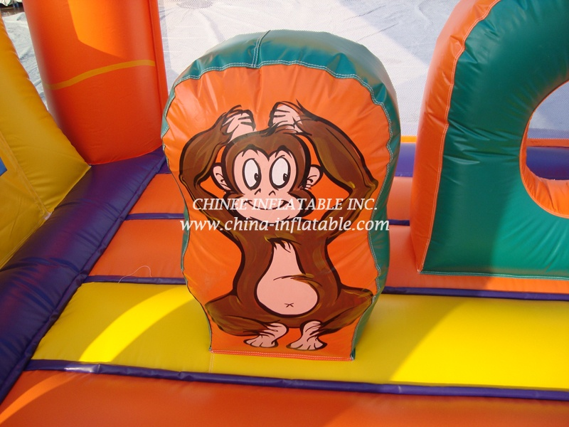 T2-188 Inflatable bouncers