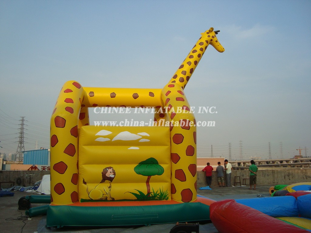 T2-2832 Inflatable Bouncers