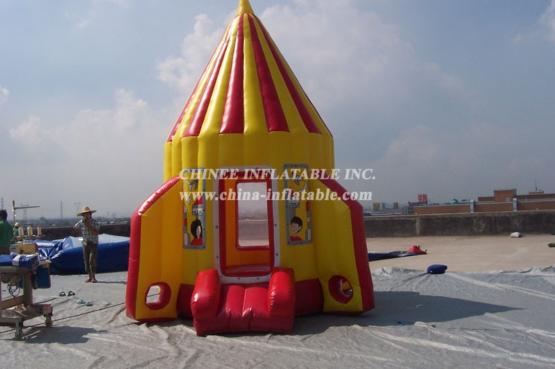 T2-193 inflatable bouncer