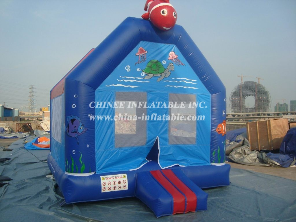 T2-202 Inflatable Bouncers