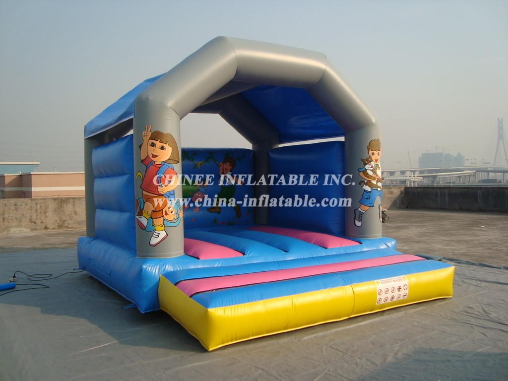 T2-2848 Inflatable Bouncers