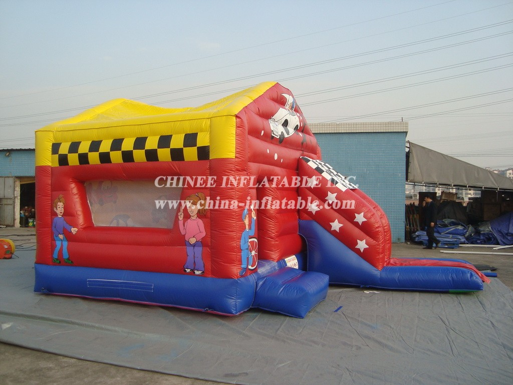 T2-2245 Inflatable Bouncer