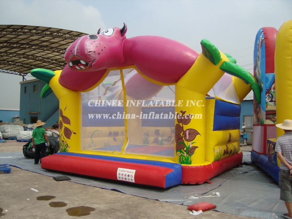 T2-2274 Inflatable Bouncer