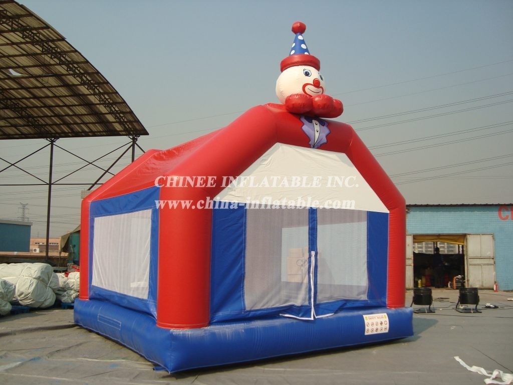 T2-2442 Inflatable Bouncers