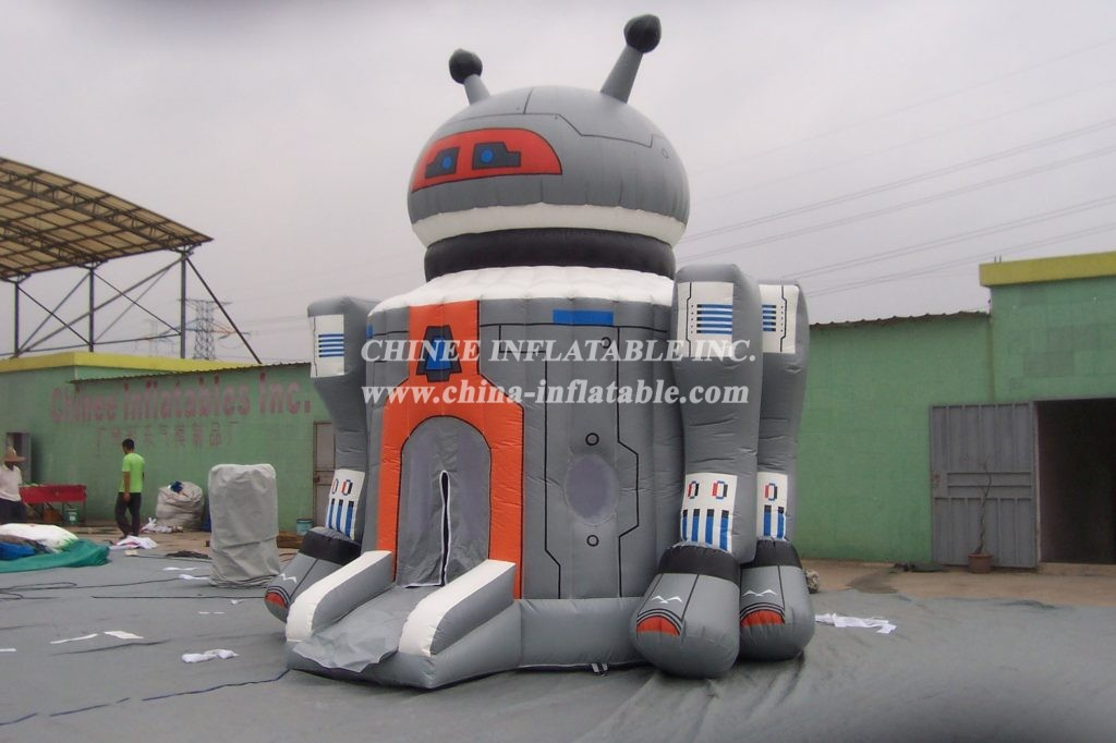 T2-2468 Inflatable Bouncers