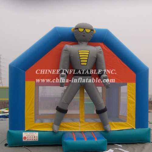 T2-2515 Inflatable Bouncers